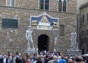 David, Michelangelo, toskana, Florenz