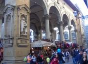 florenz, markt, toskana