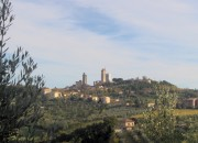 San Gimignano, Geschlechtertürme, Toskana