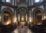 chiesa madonna del umilta, pistoia, italy, toskana