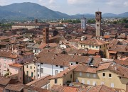 lucca, stadt