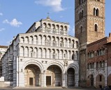 lucca, kirche, dom, kathedrale