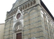 pistoia, italy, chiesa, toskana, kirche