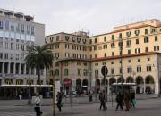 Livorno, Piazza Grande, Toskana